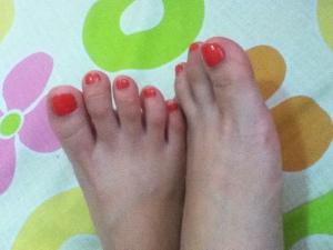 orly feet